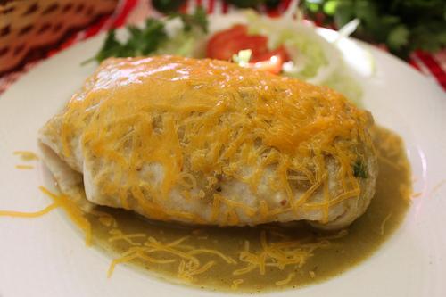 The Works Burrito