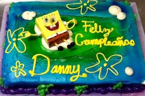Tres Leches Birthday Cake